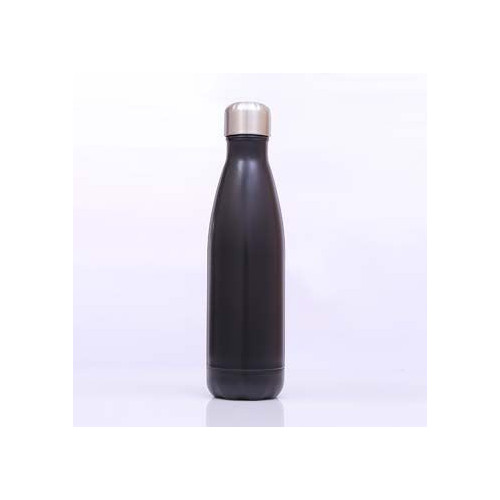 GOURDE BOUTEILLE ISOTHERME 500ML NOIR