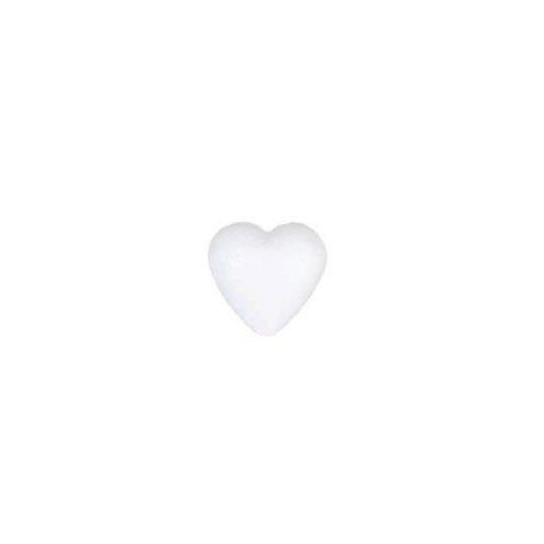 SUPPORT POLYSTYRENE X 10 COEURS GM