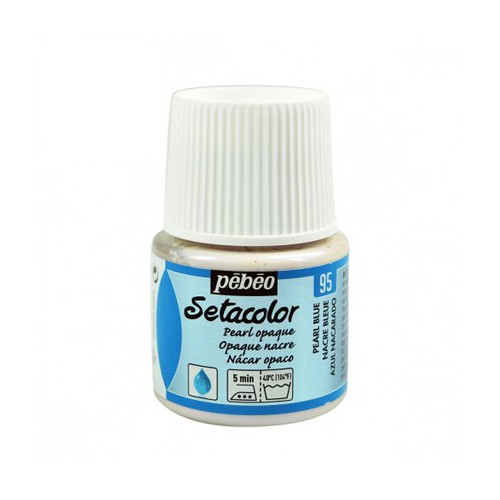 SETACOLOR 45ML OPAQUE NACRE BLEUE
