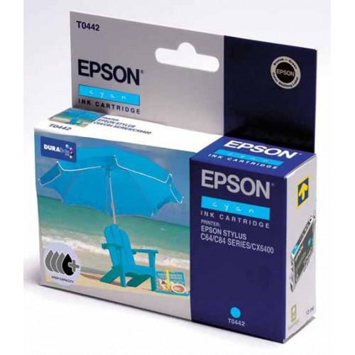 CARTOUCHE JET ENCRE EPSON T0442 CYAN